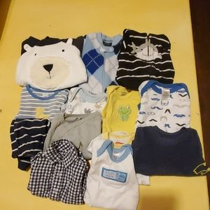 Boys newborn lot